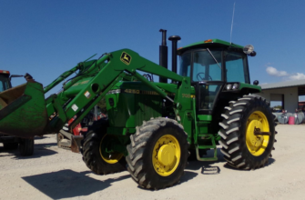 John Deere 4250 – What to look for when buying
